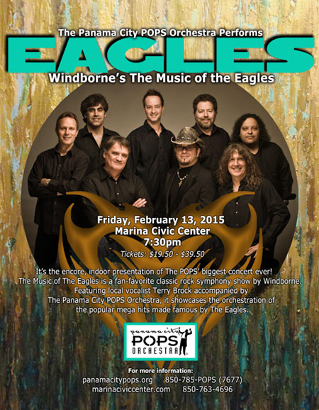 Windborne, Music of the Eagles