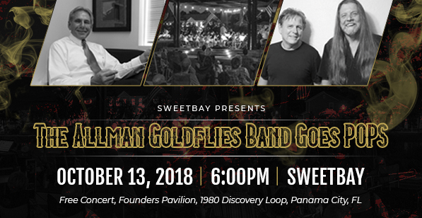 The Allman Goldflies Band Goes Pop