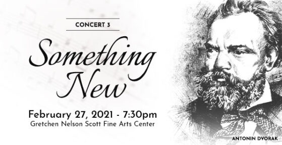 Concert 3 - Something New - February 27, 2021