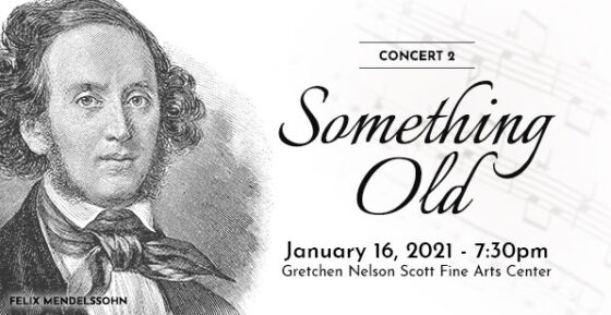 Concert 2 - Something Old - January 16, 2021