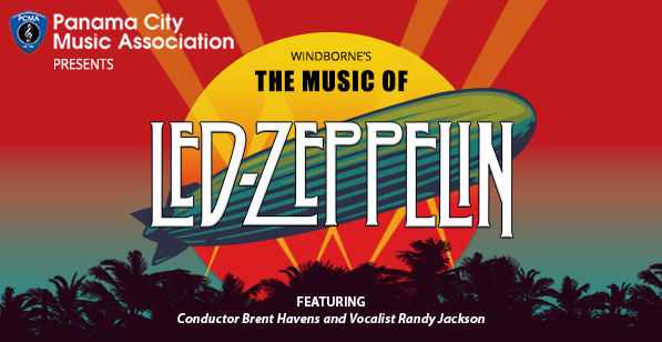 The Music of Led-Zeppelin - June 26, 2021 Gretchen Nelson Scott Fine Arts Center